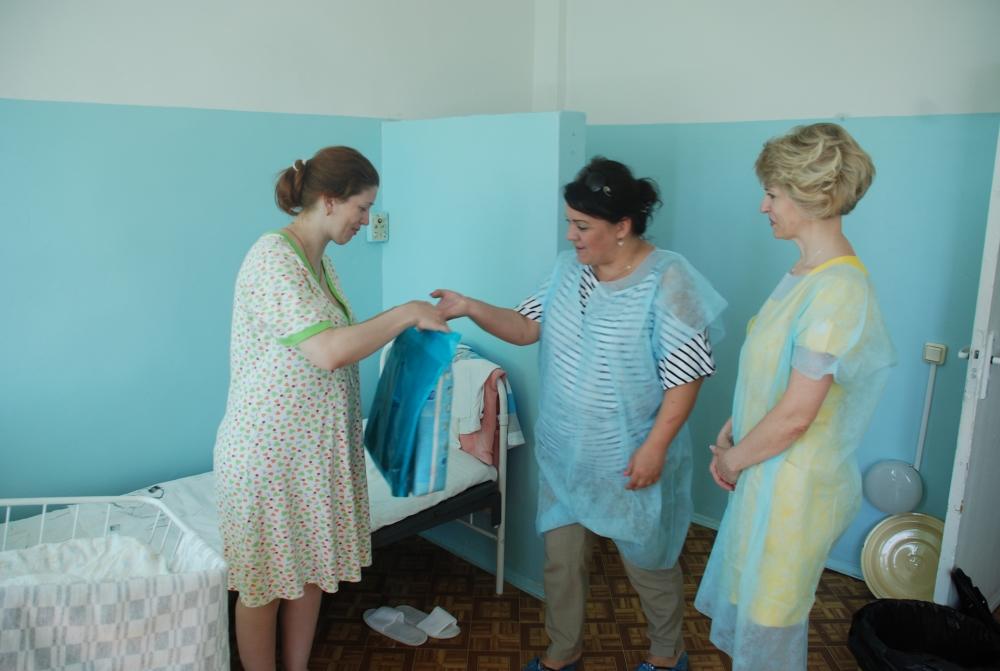 Центр для женщин попавших в трудную жизненную ситуацию